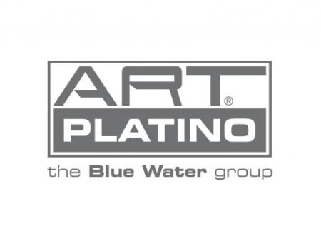 Art Platino/Blue Water